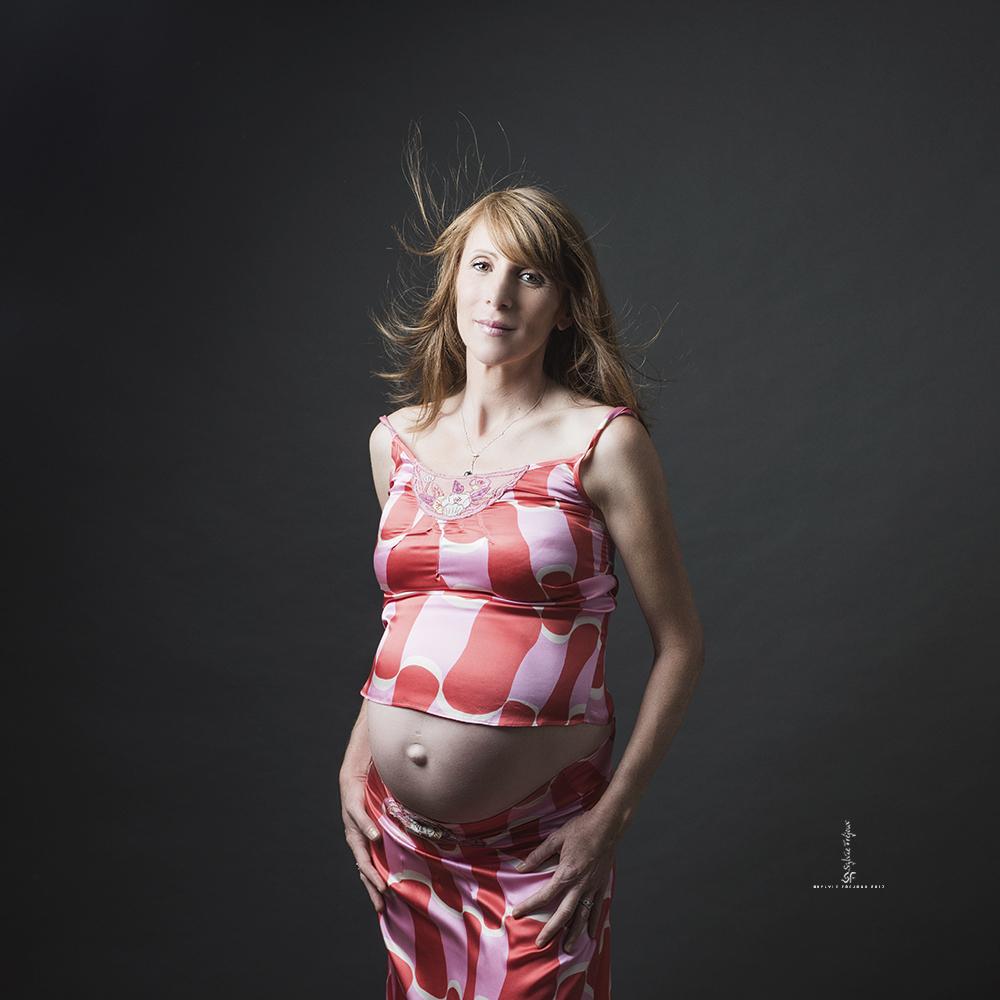 photographe portrait de grossesse à toulon