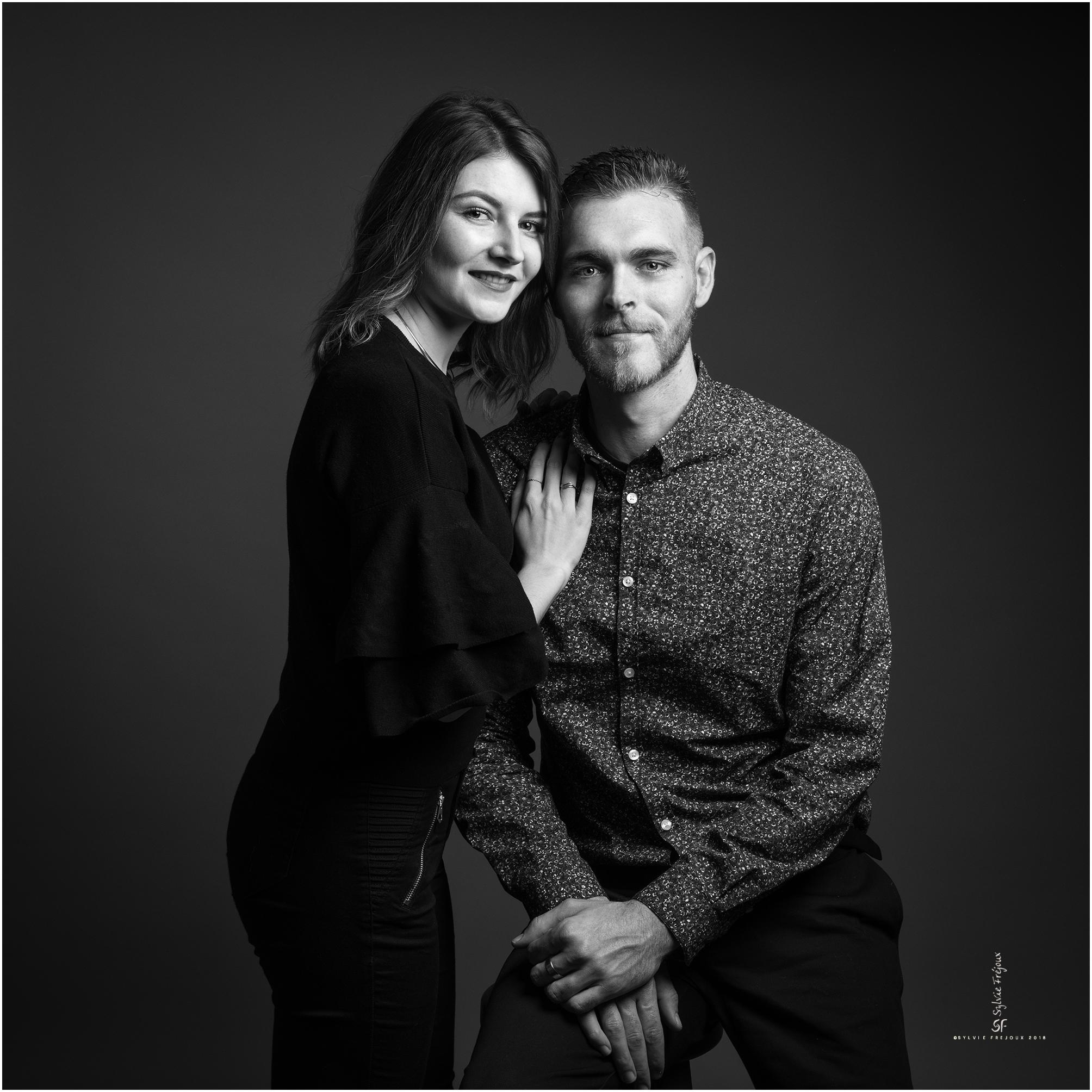 photographe shooting portrait couple et famille à toulon