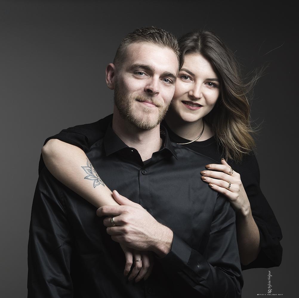 shooting photo de couple à toulon