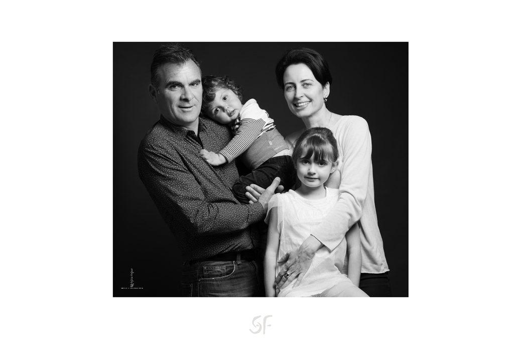 Portrait de famille à Toulon