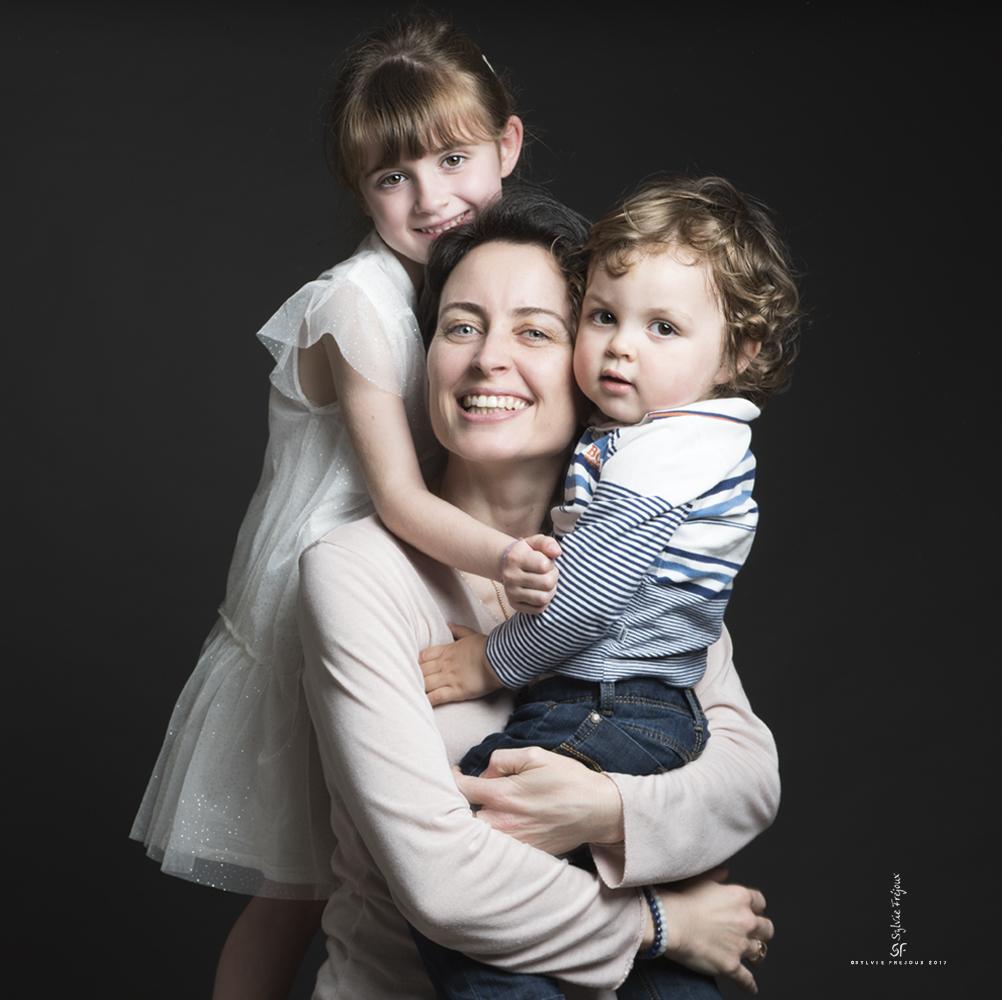 photo de famille à toulon
