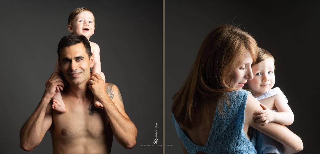 photographe de bébé et famille à toulon