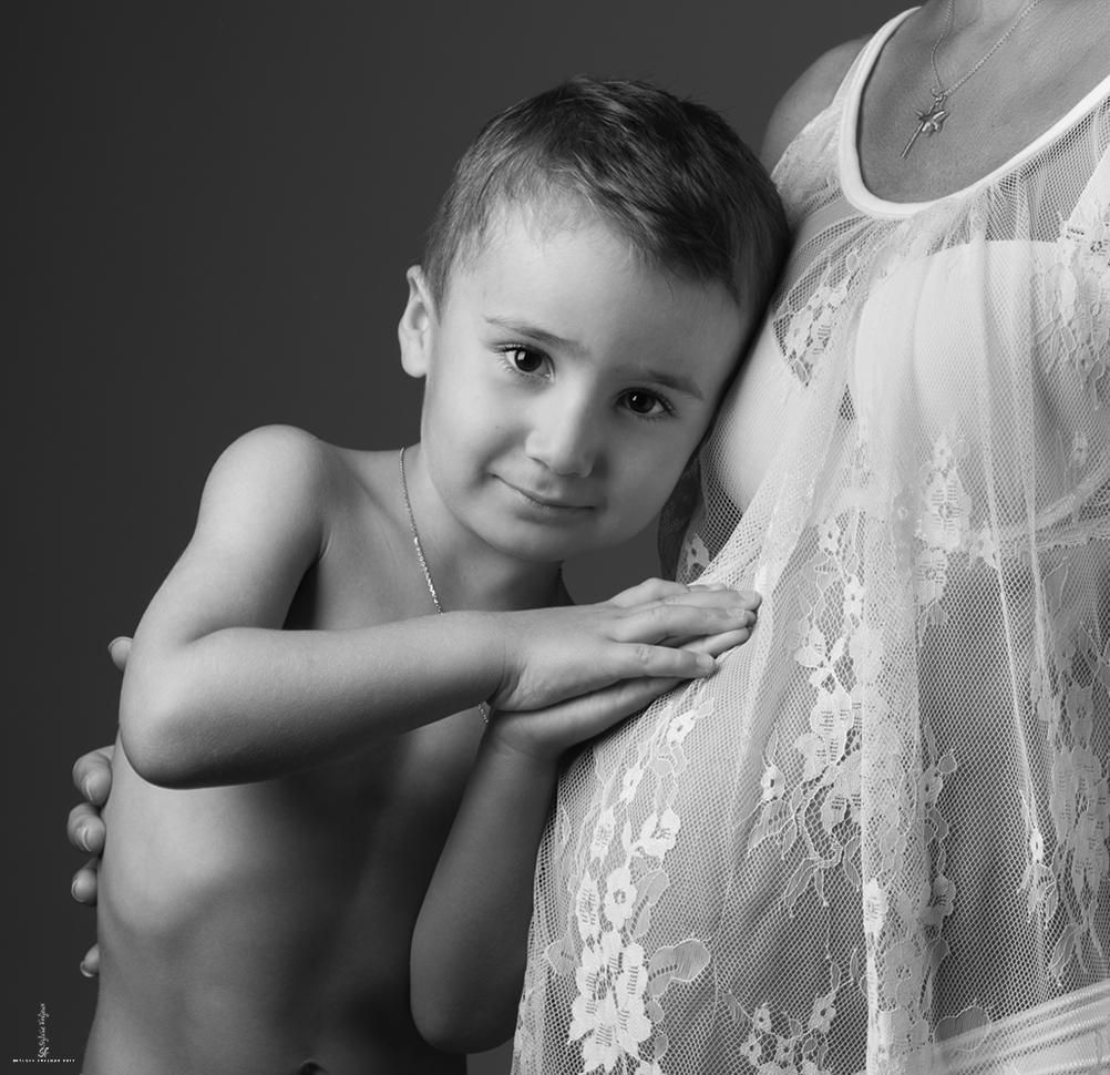 photographe de portrait à toulon de grossesse, de femme enceinte