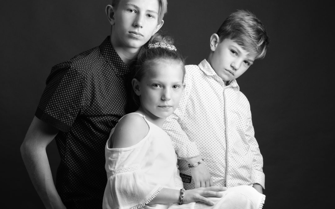 Un portrait de famille, c'est essentiel !  photographe portrait à Toulon