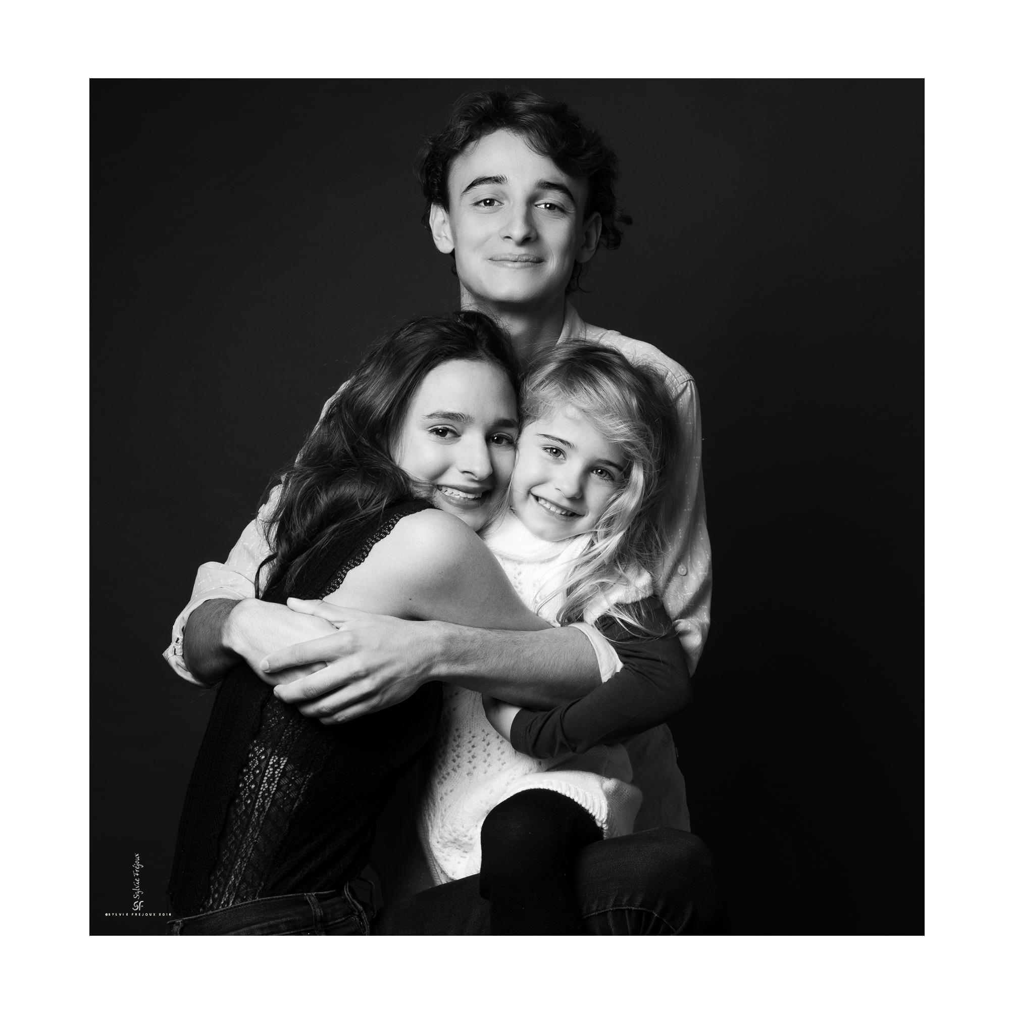 photographe à Toulon de portrait de famille