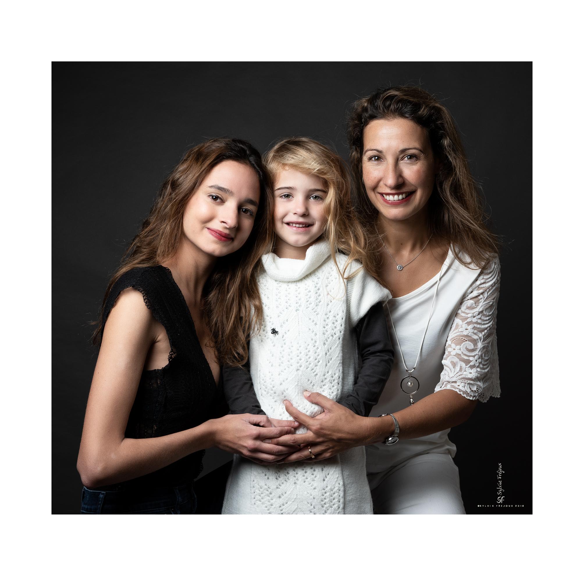 séance photo à Toulon de portrait de famille