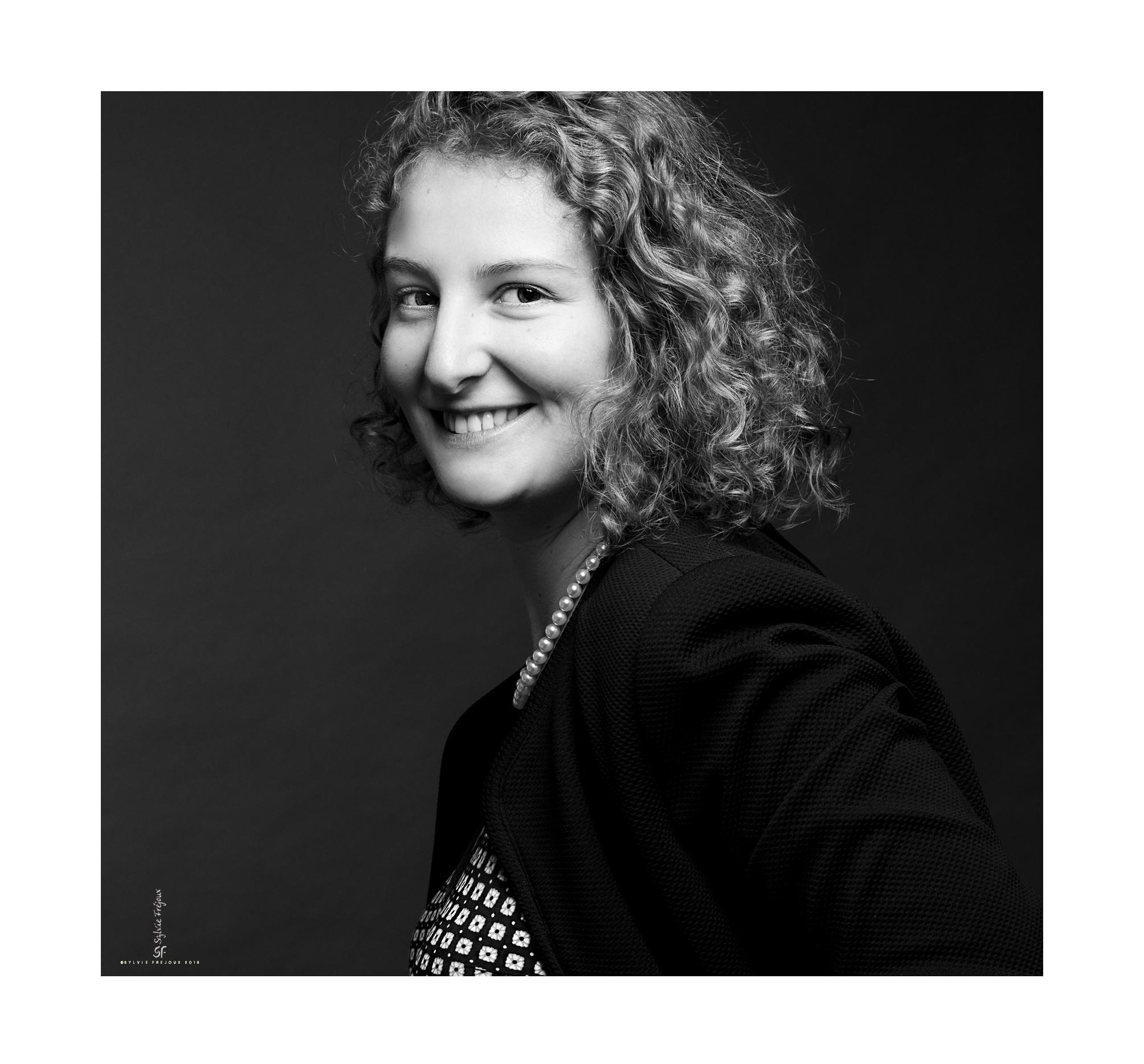 photographe séance portrait en studio à Toulon