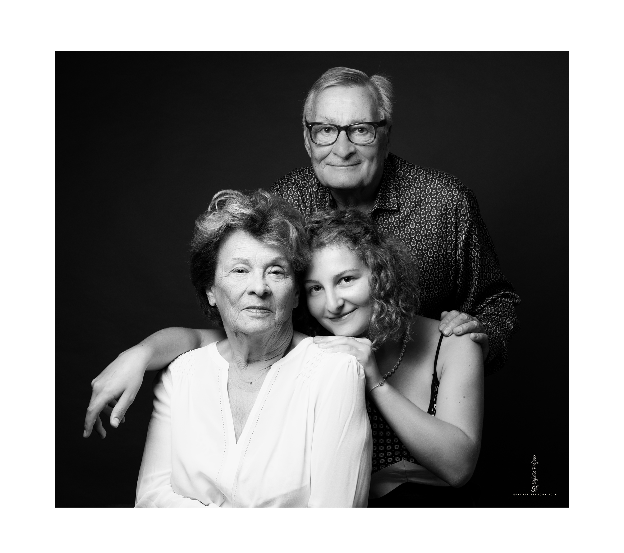 photographe séance portrait en famille à Toulon